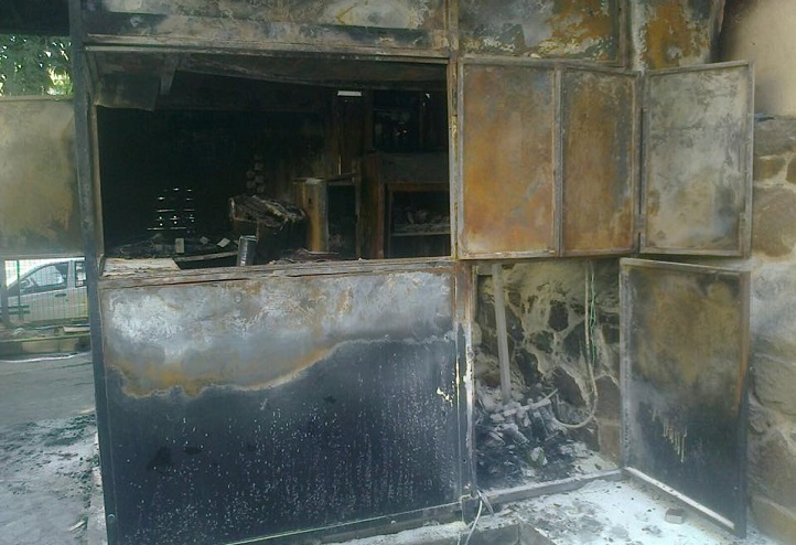 Guy Loses His Nescafe To Fire, Receives Microwave And Fridge From A Kind NIFT Alumnus