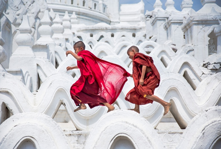 Mingun Temple, Cambodia