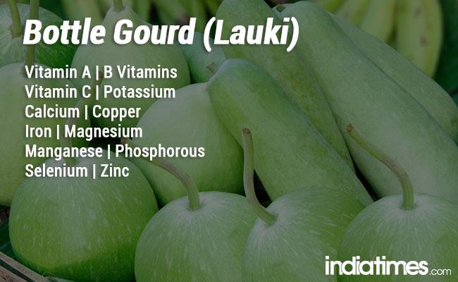 Health Benefits Of Bottle Gourd