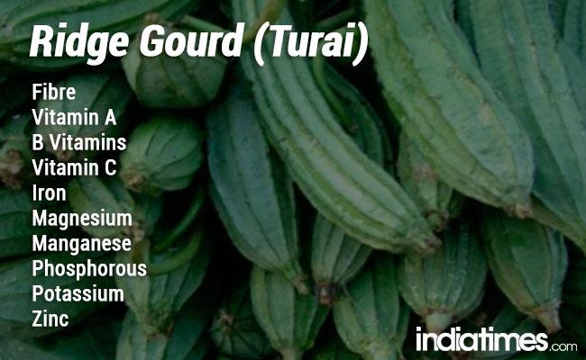 Health Benefits Of Ridge Gourd
