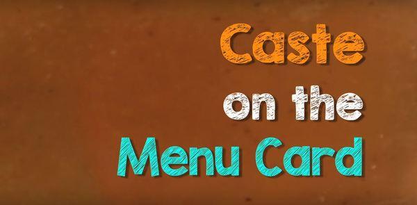 caste on the menu 1