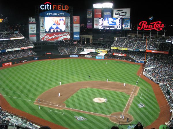 Citi Field Stadium