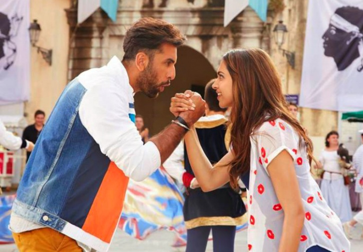Ranbir And Deepika's 'Matargashti' Is Magical In This First Song From Their  Upcoming Film 'Tamasha'