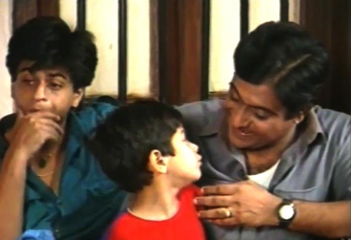 Shah Rukh Khan in Wagle Ki Duniya