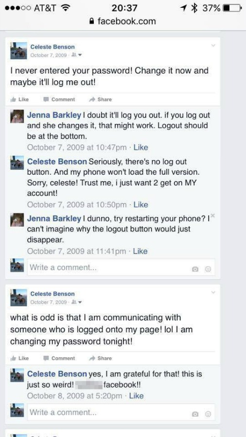 Facebook glitch that made a couple fall in love