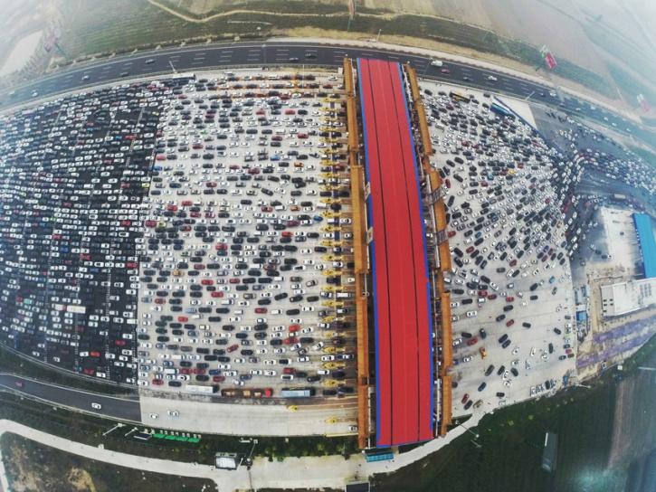 Beijing Taffic