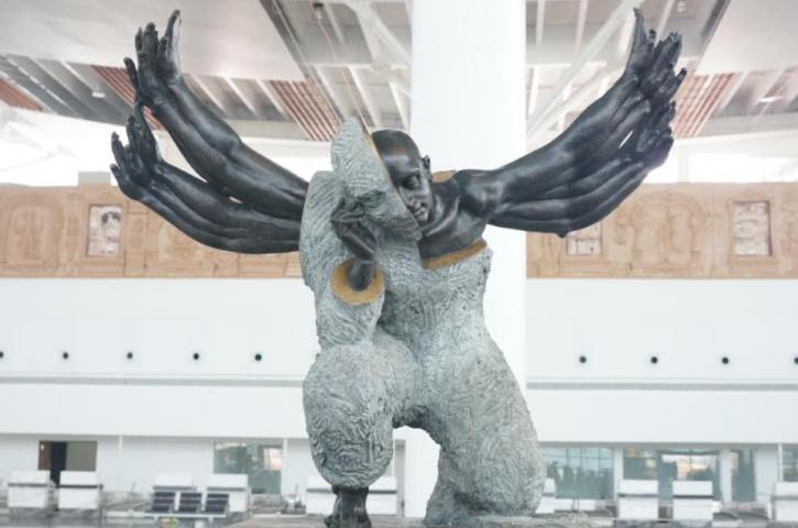 Garuda, Tirupati Airport