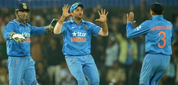 India Wins the match