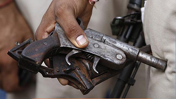 guns india