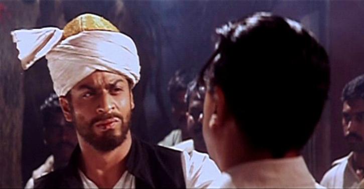 SRK in Hey Raam