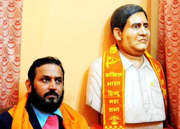 After Promising Nathuram Godse Temples, Now Hindu Mahasabha Plans To Celebrate His Birthday As