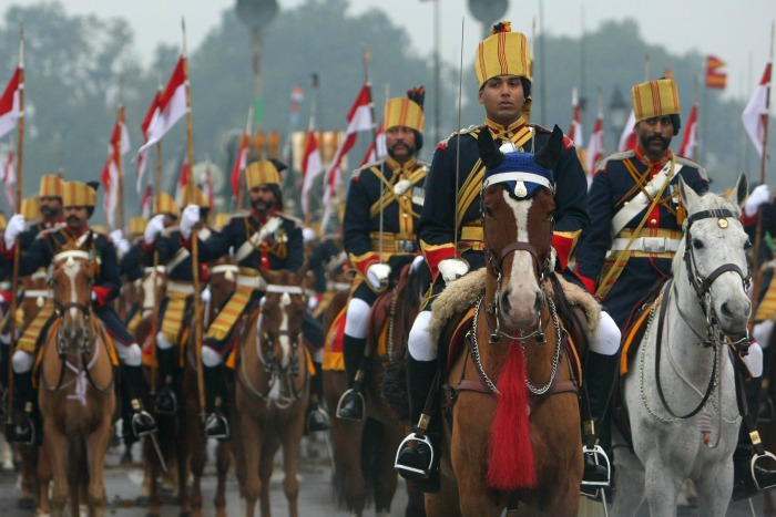 War animals in Indian Army