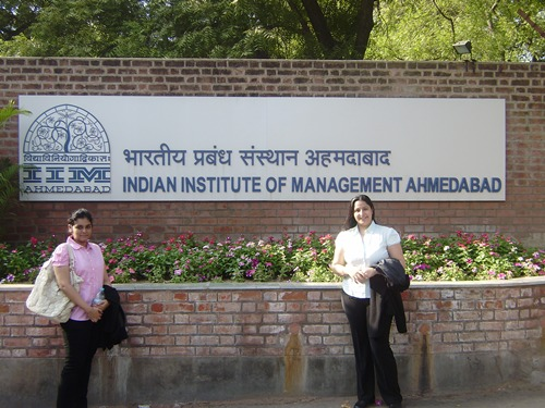 IIM-A Makes It Into The List Of World