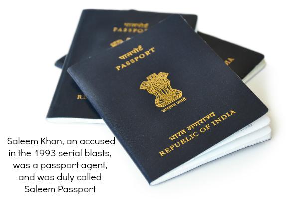 Saleem Passport
