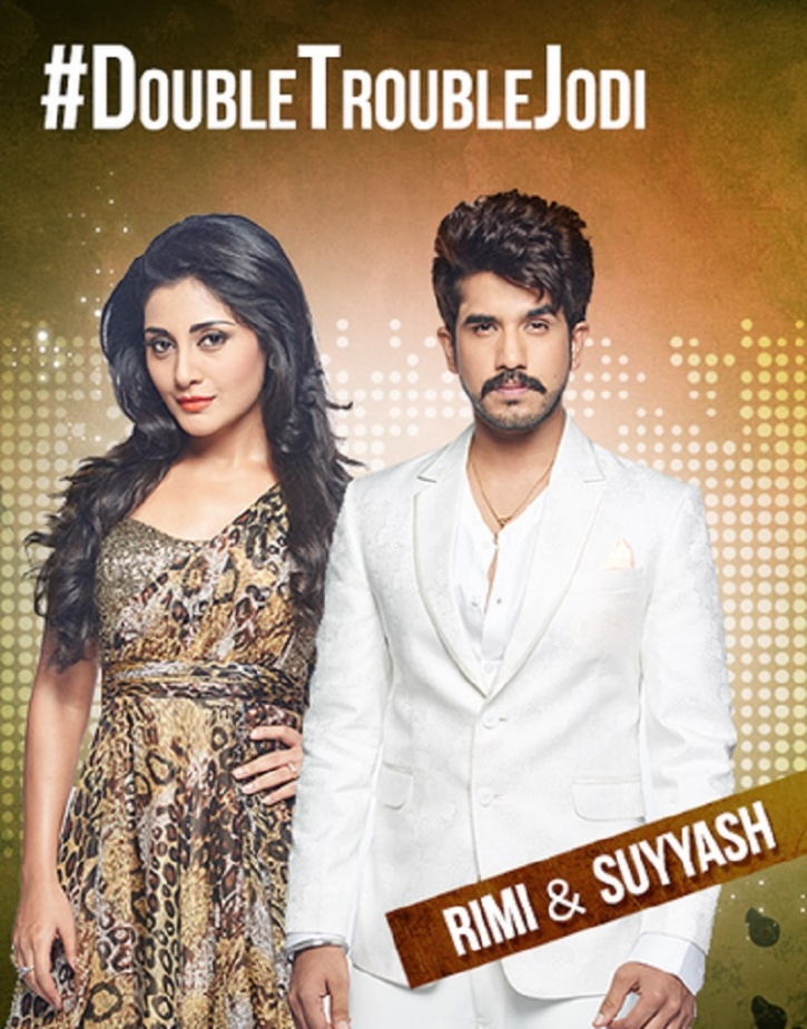 Rimi and Suyash