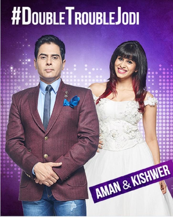 Aman and Kishwer