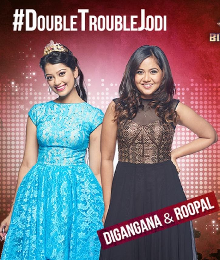 Roopal and Digangana
