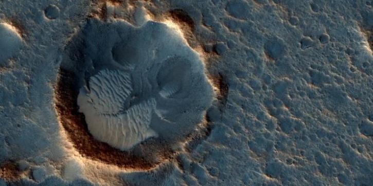 NASA reveals exact spot where