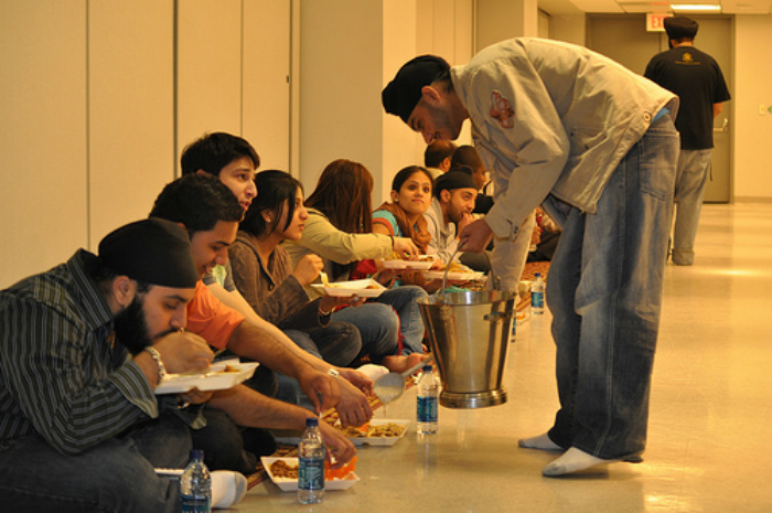 Langar at New Jersey Institute of technology