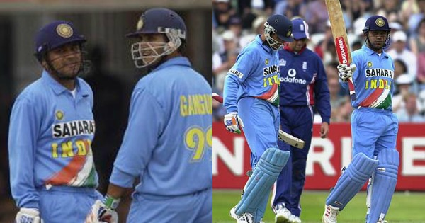 Ganguly Pays A Fitting Tribute To Sehwag