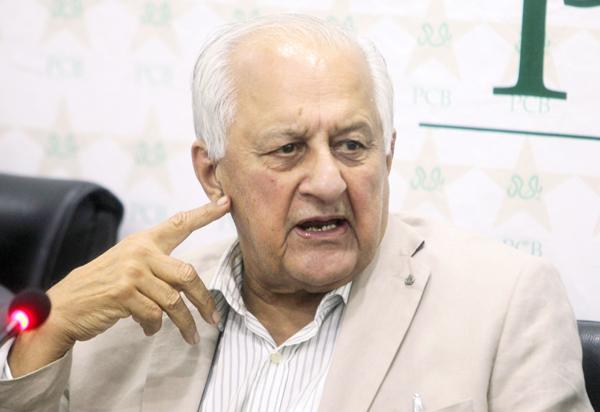 PCB chairman Shahryar Khan