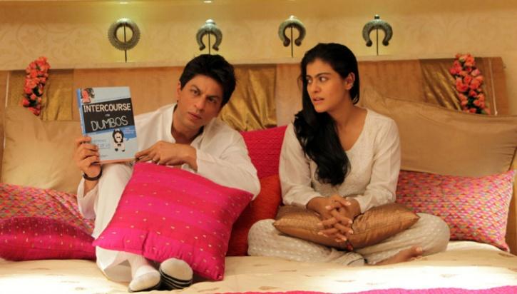SRK and Kajol