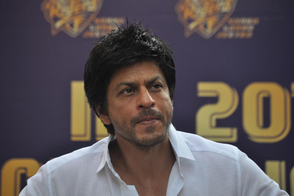 SRK at a KKR event