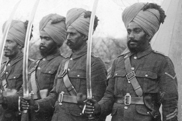 sikh soldiers world war I
