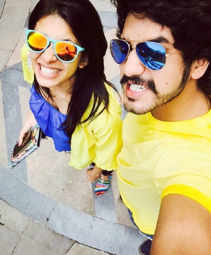 Suyash and Kishwer