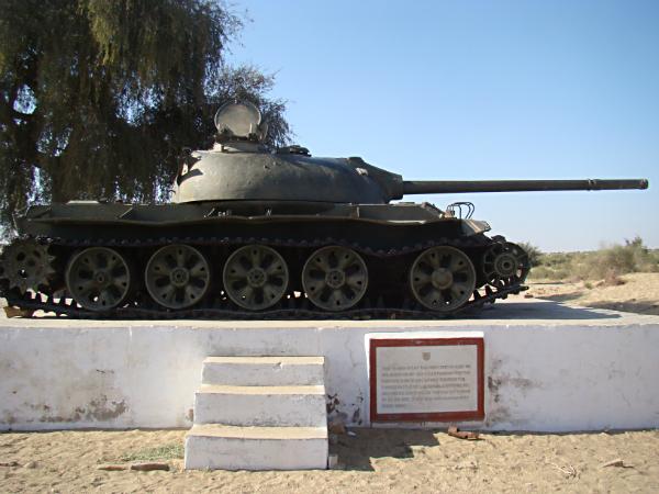 Battle of Longewala, Brig Kuldip Singh