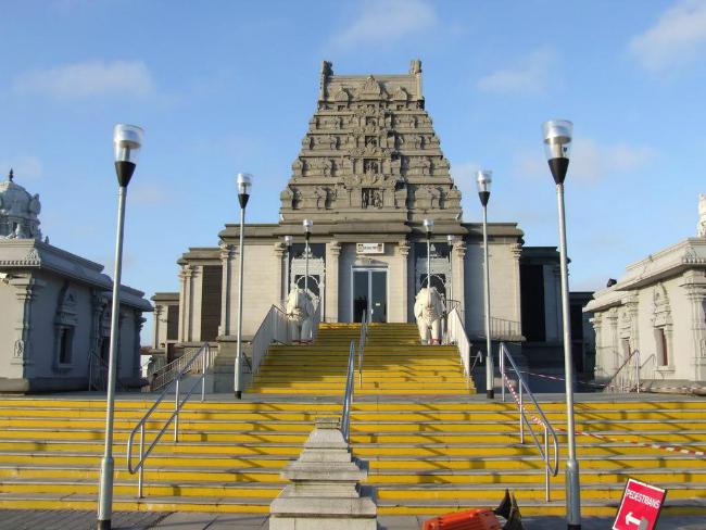 Venkesthwara Temple