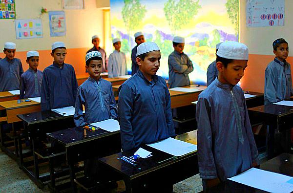 Islamic state education kids