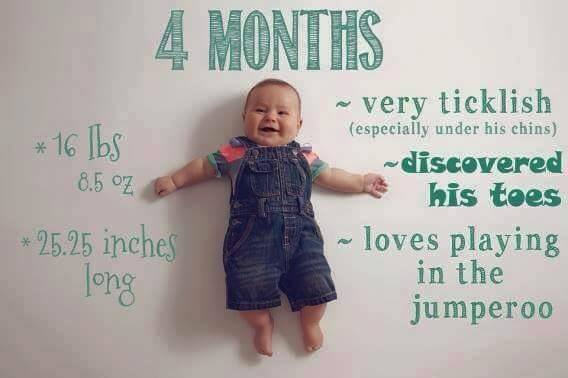 Baby growth