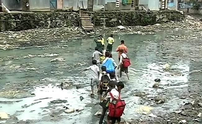 sewage mumbai