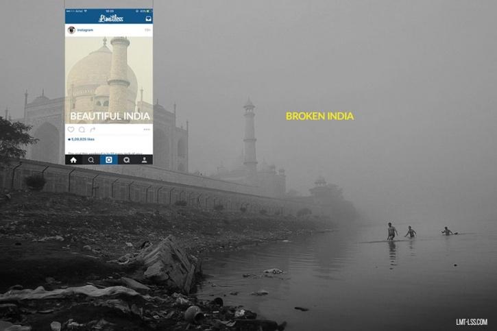 Broken India