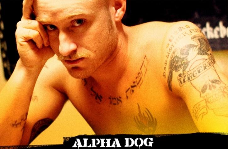 Ben Foster in Aplha Dog