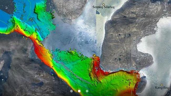 Nasa predicts 1 meter sea level rise in next century