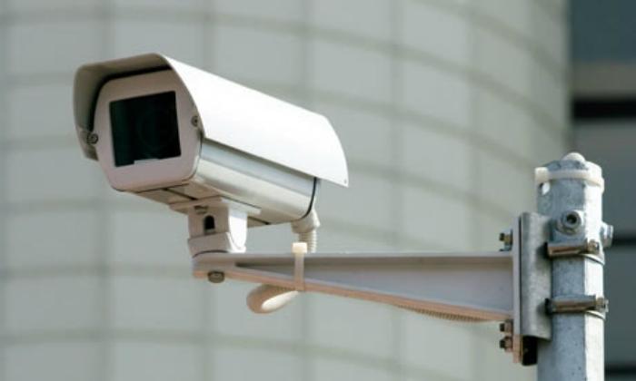 CCTVS across Mumbai