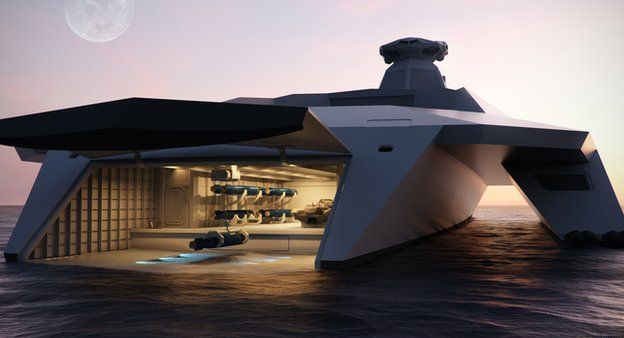 Royal Navy warships