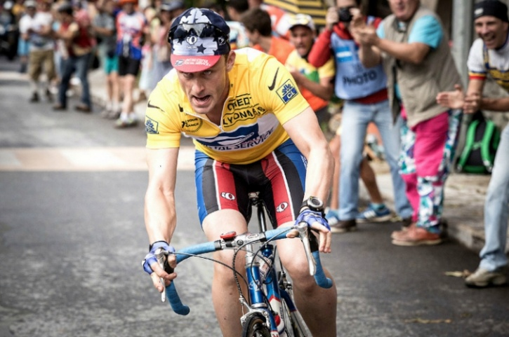 Movie On Lance Armstrong