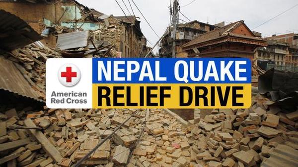 red cross nepal