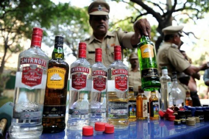Alcohol Ban In Jammu And Kashmir