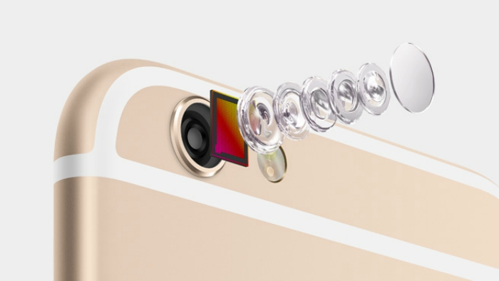 new 12 mp cam for iphone 6s