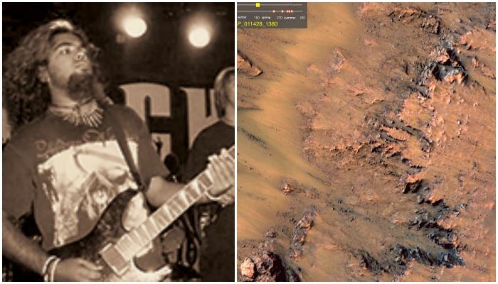 luju, lujendra ojha, Metalhead Nepalese Rocker! Yep That