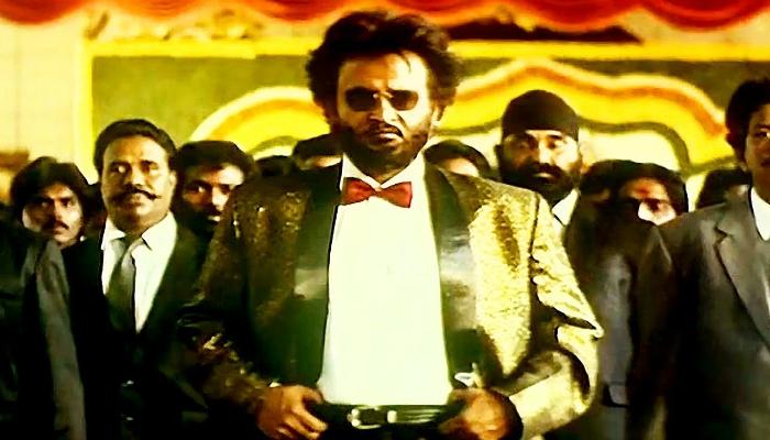 Rajinikanth Kabali first look baasha