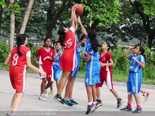 Girls playing basketball (Representational image)