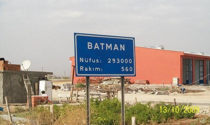 Batman, Turkey