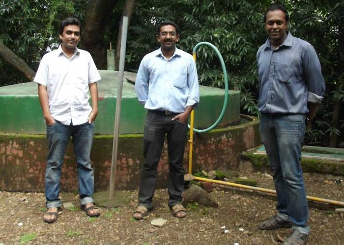 Debartha Banerjee, Jayanth Nataraju and Ritvik Rao , Sampurna Earth