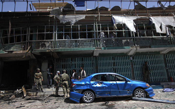 Car bombing (image for representational purpose only)
