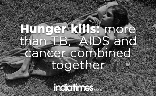Hunger deaths india